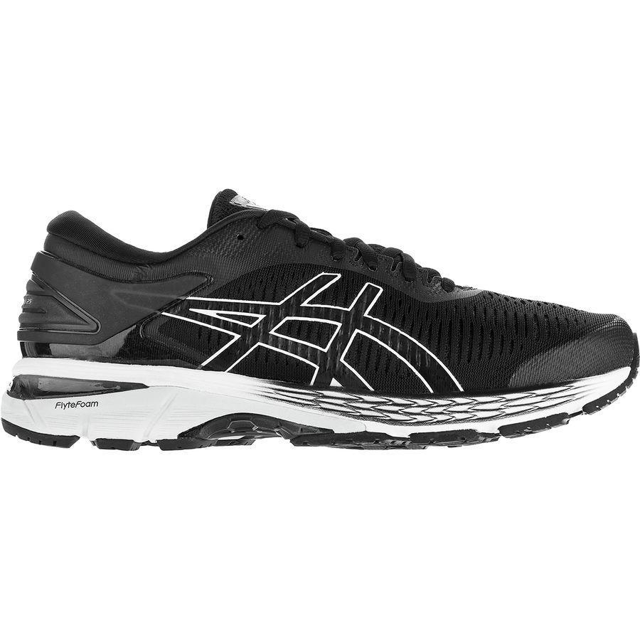 (取寄)アシックス メンズ Gel-Kayano25 ランニングシューズ Asics Men's Gel-Kayano 25 Running Shoe Black/Glacier Grey