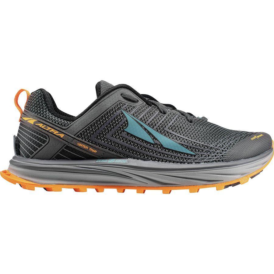 (取寄)アルトラ メンズ Timp 1.5トレイル ランニングシューズ Altra Men's Timp 1.5 Trail Running Shoe Gray/Orange