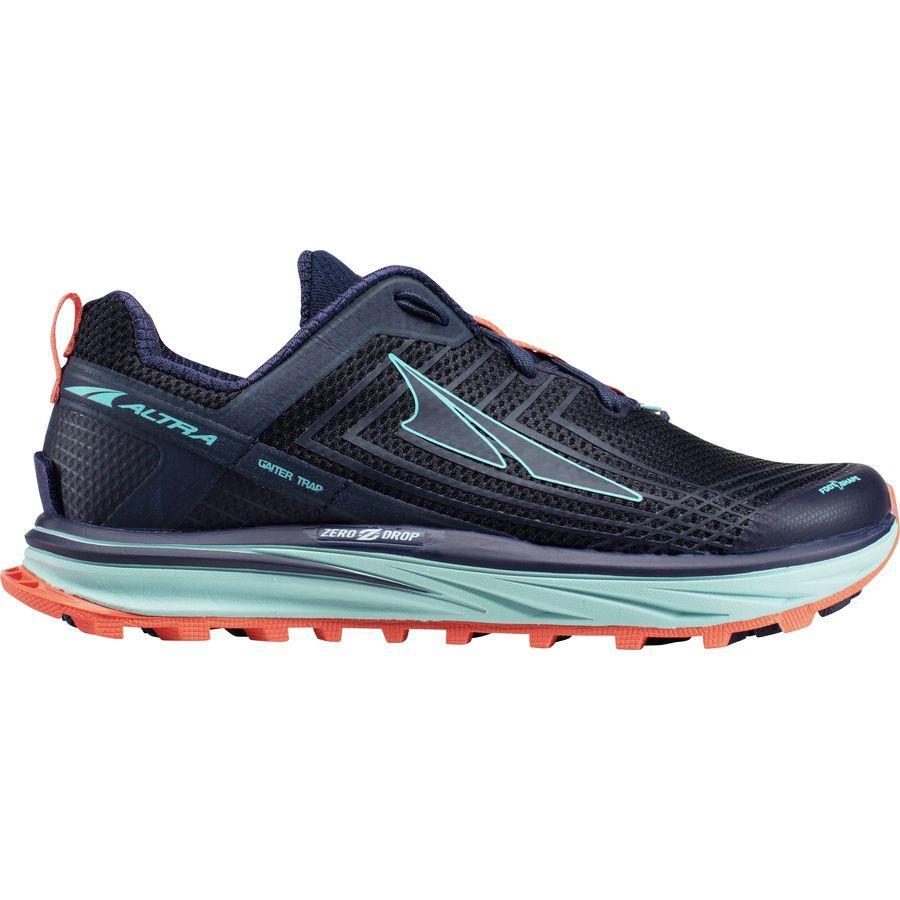 (取寄)アルトラ レディース Timp 1.5トレイル ランニングシューズ Altra Women Timp 1.5 Trail Running Shoe Dark Blue