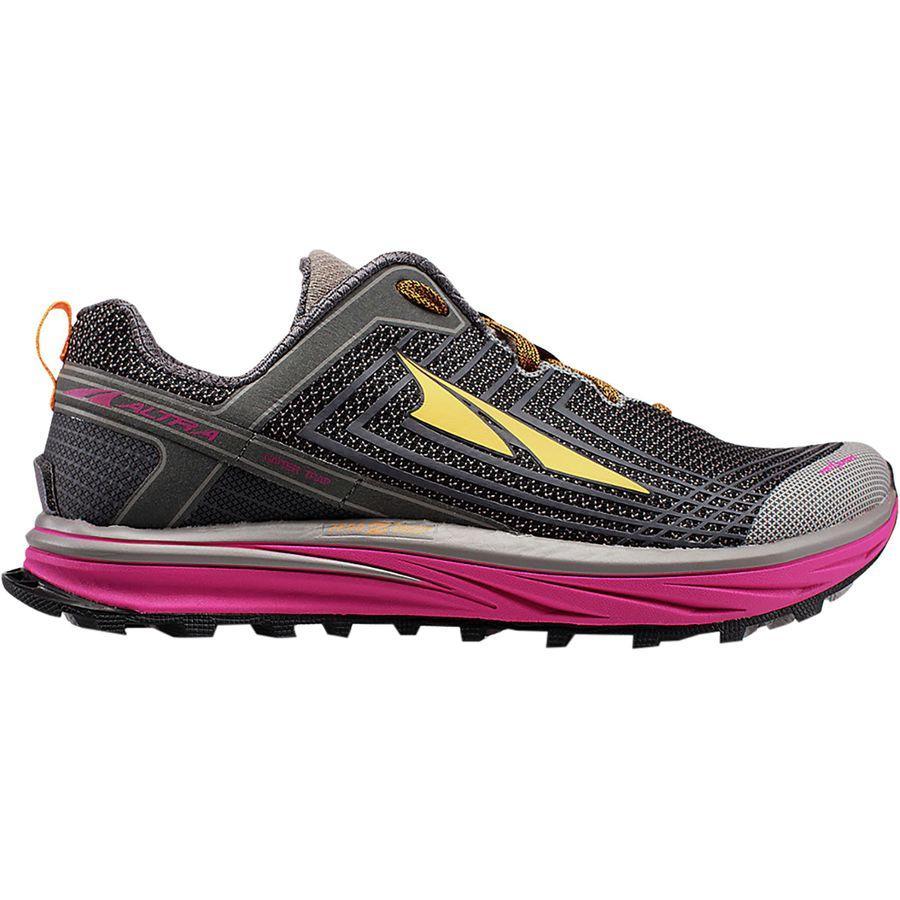 (取寄)アルトラ レディース Timp 1.5トレイル ランニングシューズ Altra Women Timp 1.5 Trail Running Shoe Gray/Purple