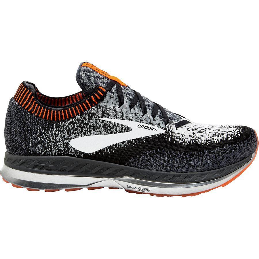 (取寄)ブルックス メンズ ベドラム ランニングシューズ Brooks Men's Bedlam Running Shoe Black/Grey/Orange