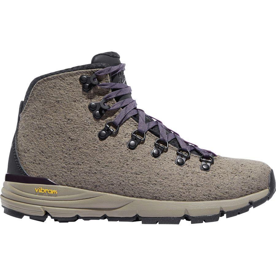 (取寄)ダナー レディース マウンテン 600エンデューロウィーブ ブーツ Danner Women Mountain 600 EnduroWeave Boot Timberwolf