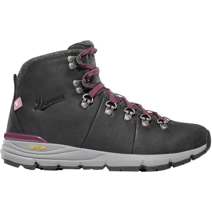 (取寄)ダナー レディース マウンテン 600インサレーテッド ブーツ Danner Women Mountain ブーツ Women 600 600 Insulated Boot Midnight/Plum, 羽毛布団専門店 ふとんdeハッピー:58fbf793 --- sunward.msk.ru