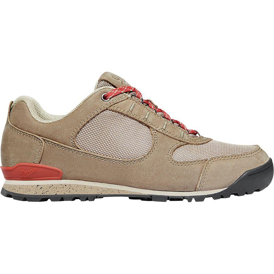(取寄)ダナー レディース ジャグ ロウ ハイキングシューズ Danner Women Jag Low Hiking Shoe Timber Wolf/Hot Sauce