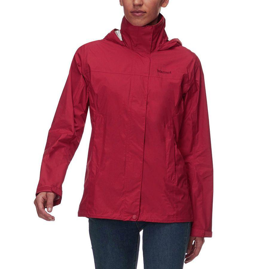 (取寄)マーモット レディース PreCip ジャケット Marmot Women PreCip Jacket Sienna Red