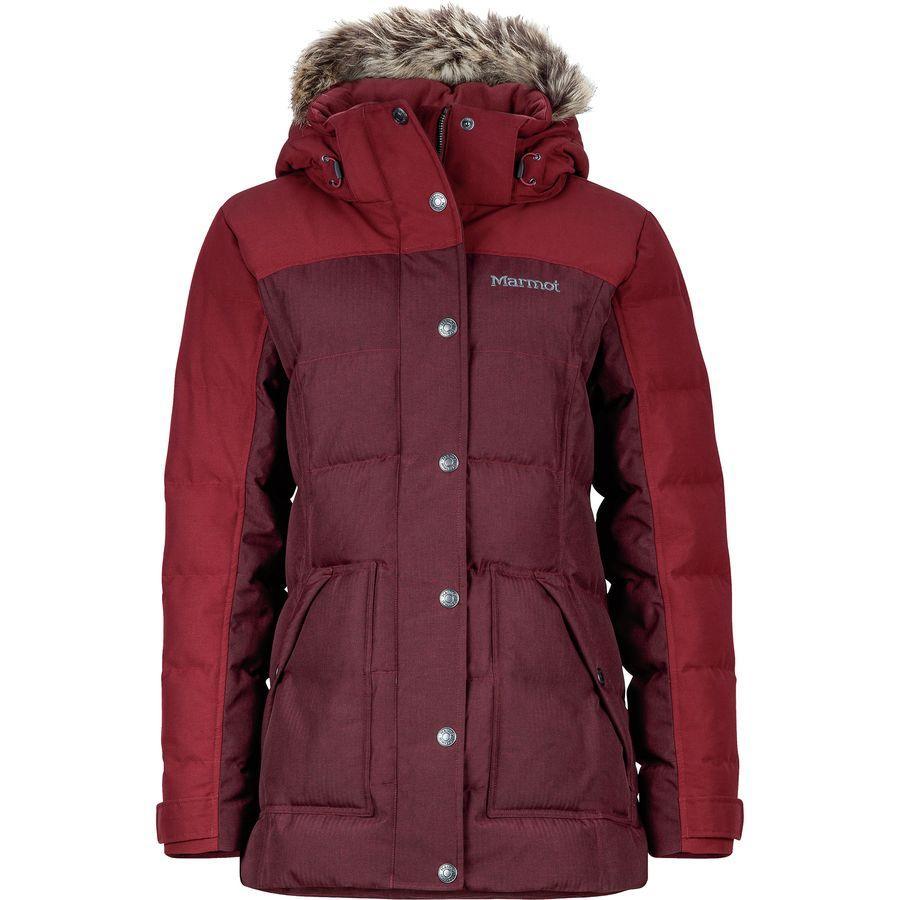 (取寄)マーモット レディース サウスゲート ダウン ジャケット Marmot Women Southgate Down Jacket Port Royal