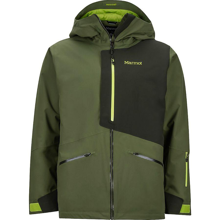 c4e2d817b (order) marmot men Andrew jacket Marmot Men's Androo Jacket Bomber  Green/Rosin Green