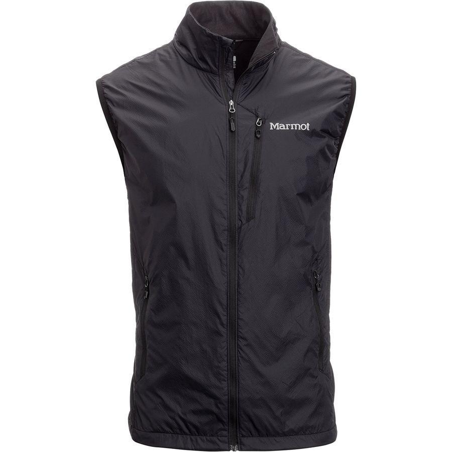 (取寄)マーモット メンズ イーザー ドライクライム ベスト Marmot Men's Ether DriClime Vest Black