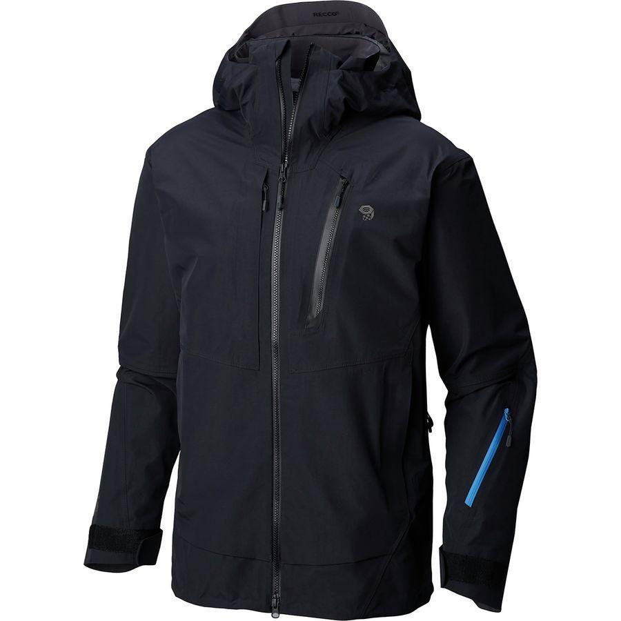 (取寄)マウンテンハードウェア メンズ バウンダリ ライン ジャケット Mountain Hardwear Men's Boundary Line Jacket Black