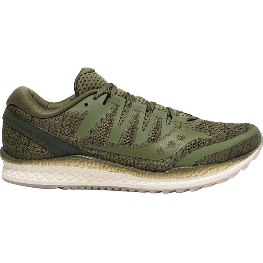 (取寄)サッカニー メンズ フリーダム アイエスオー 2 ランニングシューズ Saucony Men's Freedom ISO 2 Running Shoe Olive Shade