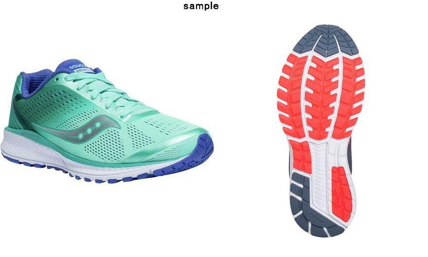149f7631e054 (order) サッカニーレディースブレイクスルー 4 running shoes Saucony Women Breakthru 4 Running  Shoe Vizi Red Grey