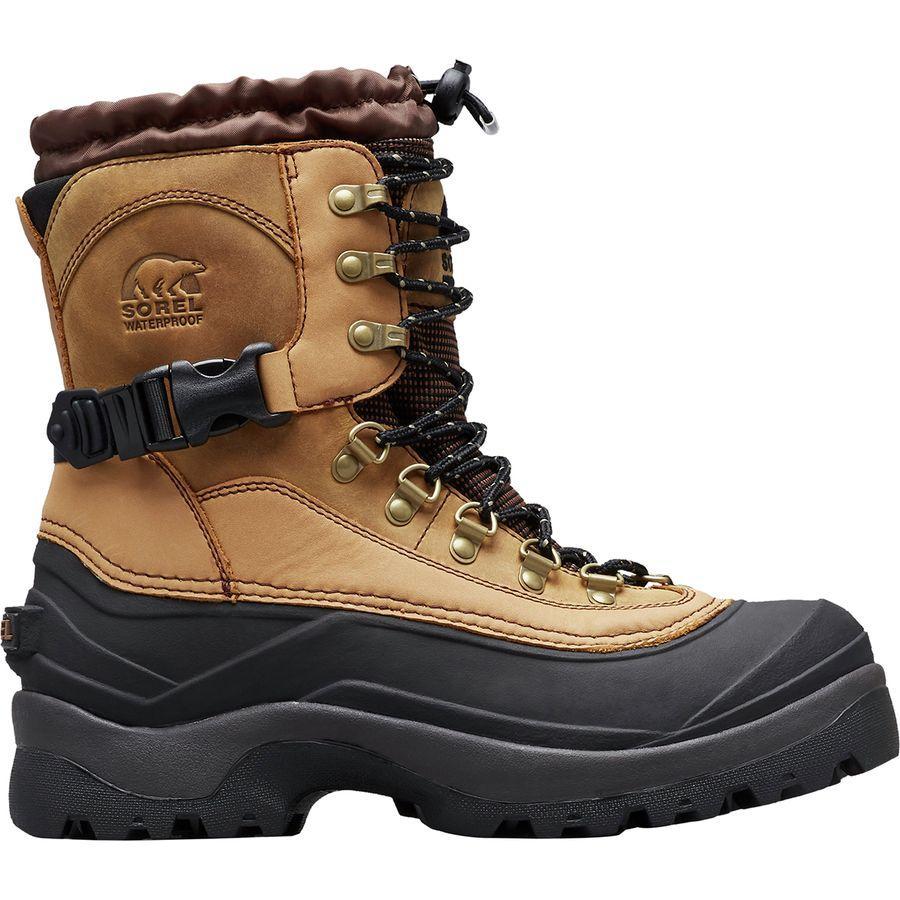 (取寄)ソレル メンズ コンクエスト ブーツ Sorel Men's Conquest Boot Bark