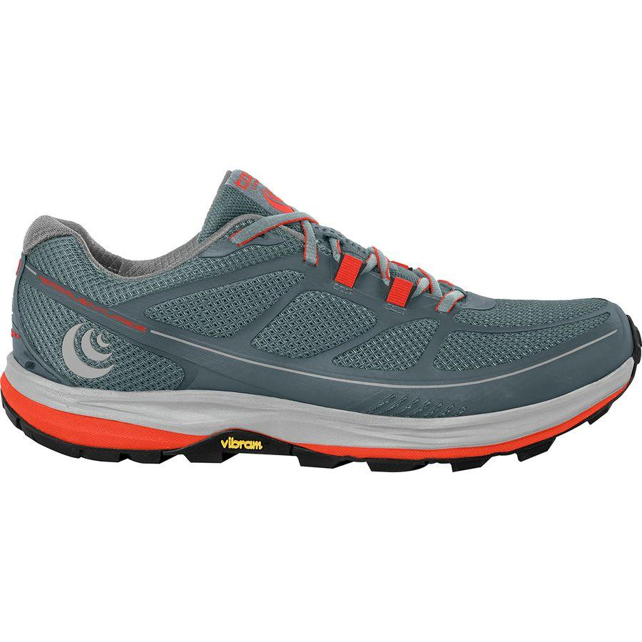 (取寄)トポアスレチック レディース Terraventure 2 トレイル ランニングシューズ Topo Athletic Women Terraventure 2 Trail Running Shoe Slate/Poppy