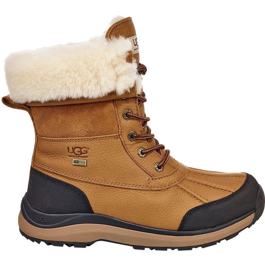 (取寄)アグ レディース スノーシューズ アディロンダック 3 ブーツ UGG Women Adirondack III Boot Chestnut