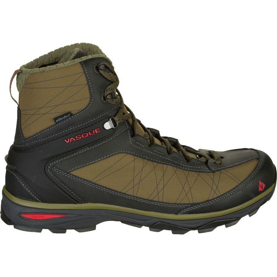 (取寄)バスク メンズ コールドスパーク ウルトラドライ ブーツ Vasque Men's Coldspark UltraDry Boot Beech/Flame Scarlet