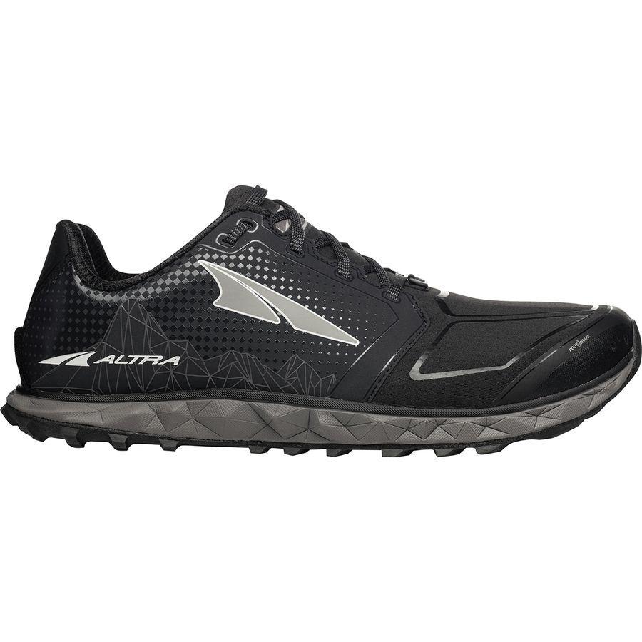 (取寄)アルトラ メンズ ス ペリオル 4.0トレイル ランニングシューズ Altra Men's Superior 4.0 Trail Running Shoe Black
