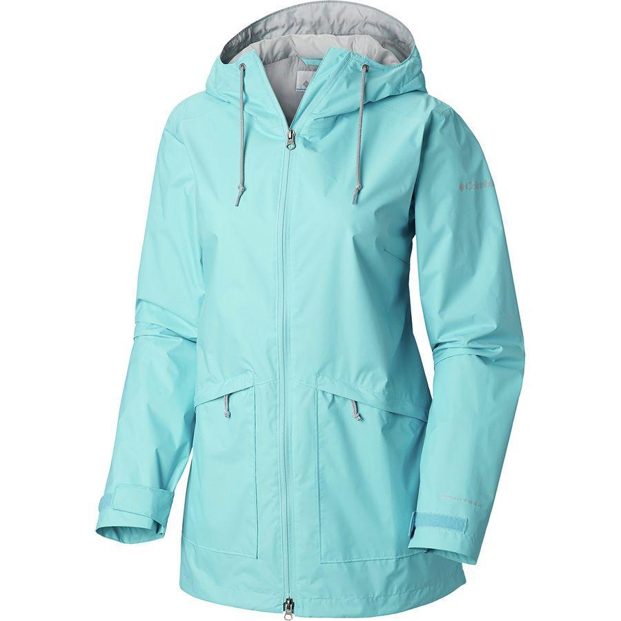 (取寄)コロンビア レディース アルカディア カジュアル ジャケット Columbia Women Arcadia Casual Jacket Clear Blue