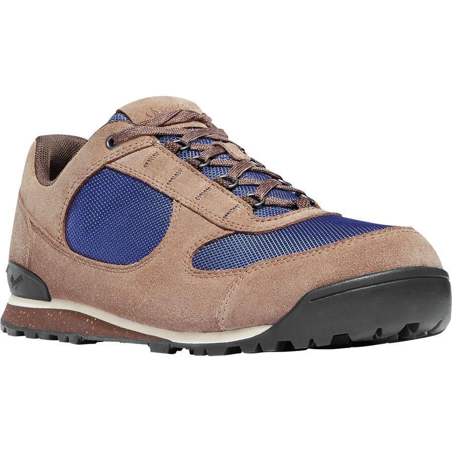 (取寄)ダナー メンズ ジャグ ロウ ハイキングシューズ Danner Men's Jag Low Hiking Shoe Burro Brown/True Blue