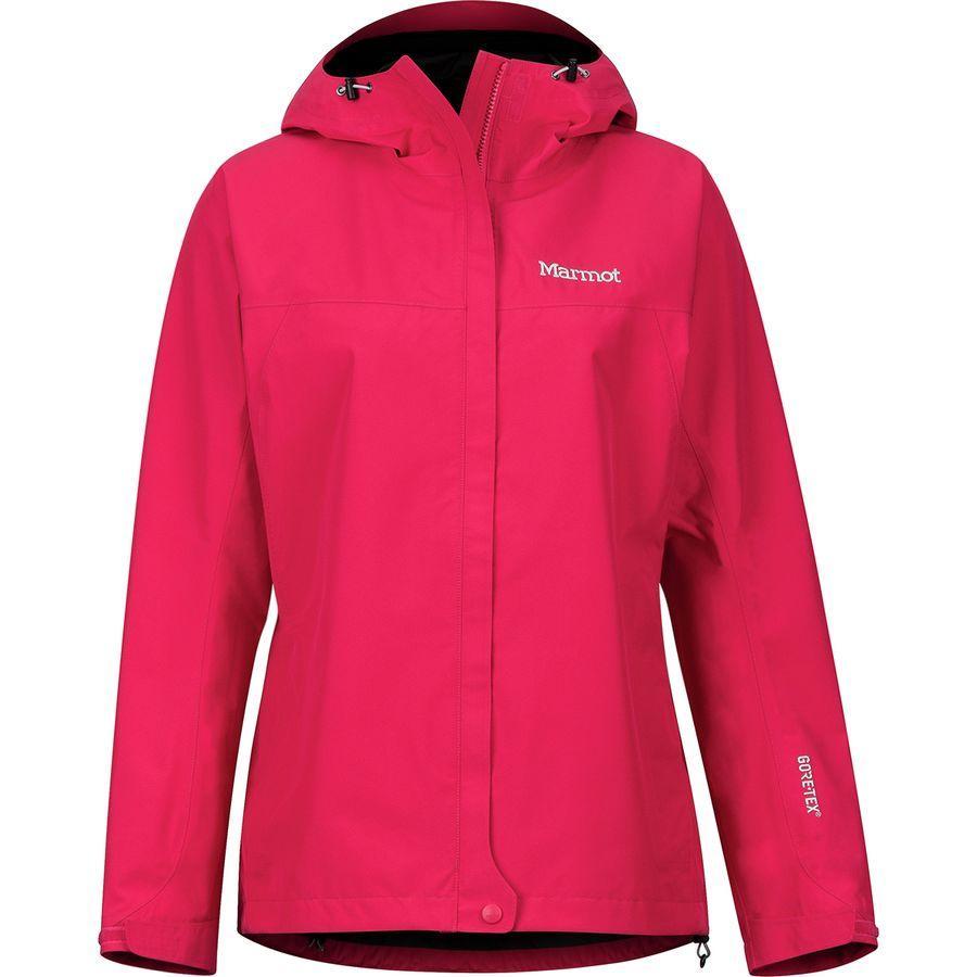 (取寄)マーモット レディース ミニマリスト ジャケット Marmot Women Jacket Disco Pink