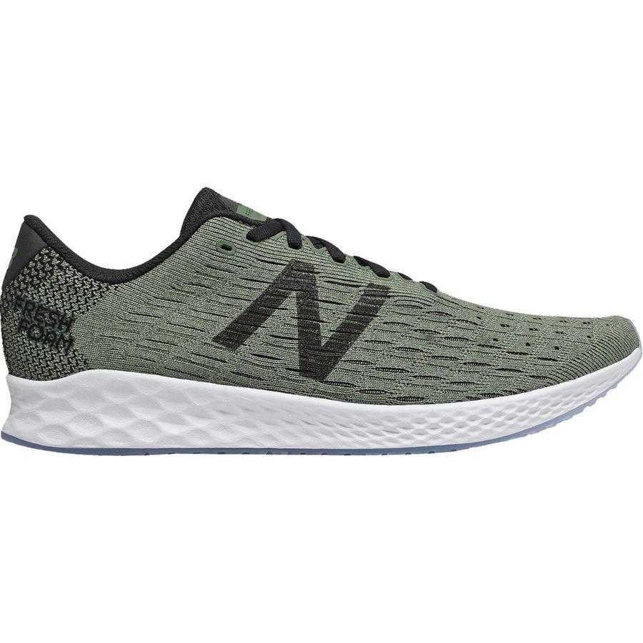 (取寄)ニューバランス メンズ フレッシュ フォーム ザンテ パスート ランニングシューズ New Balance Men's Fresh Foam Zante Pursuit Running Shoe Mineral Green/Black