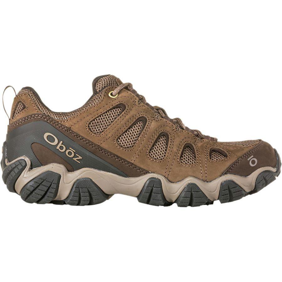 (取寄)オボズ メンズ ソートゥース 2 ロウ ハイキングシューズ Oboz Men's Sawtooth II Low Hiking Shoe Canteen Walnut