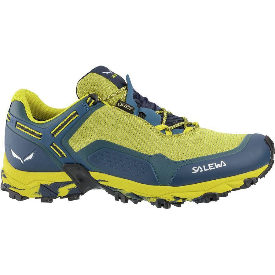 (取寄)サレワ メンズ スピード ビート Gtx トレイル ランニングシューズ Salewa Men's Speed Beat GTX Trail Running Shoe Night Black/Kamille