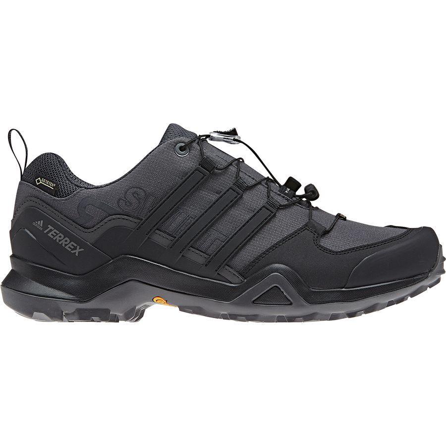 (取寄)アディダス メンズ アウトドア テレックス スウィフト R2 Gtx ハイキングシューズ Adidas Men's Outdoor Terrex Swift R2 GTX Hiking Shoe Grey Six/Black/Grey Four
