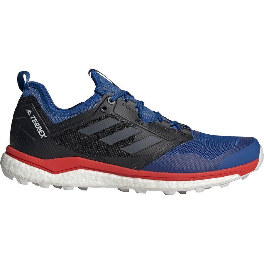 (取寄)アディダス メンズ アウトドア テレックス アグラヴィック ブースト XT シューズ Adidas Men's Outdoor Terrex Agravic Boost XT Shoe Blue Beauty/Grey Five/Active Red
