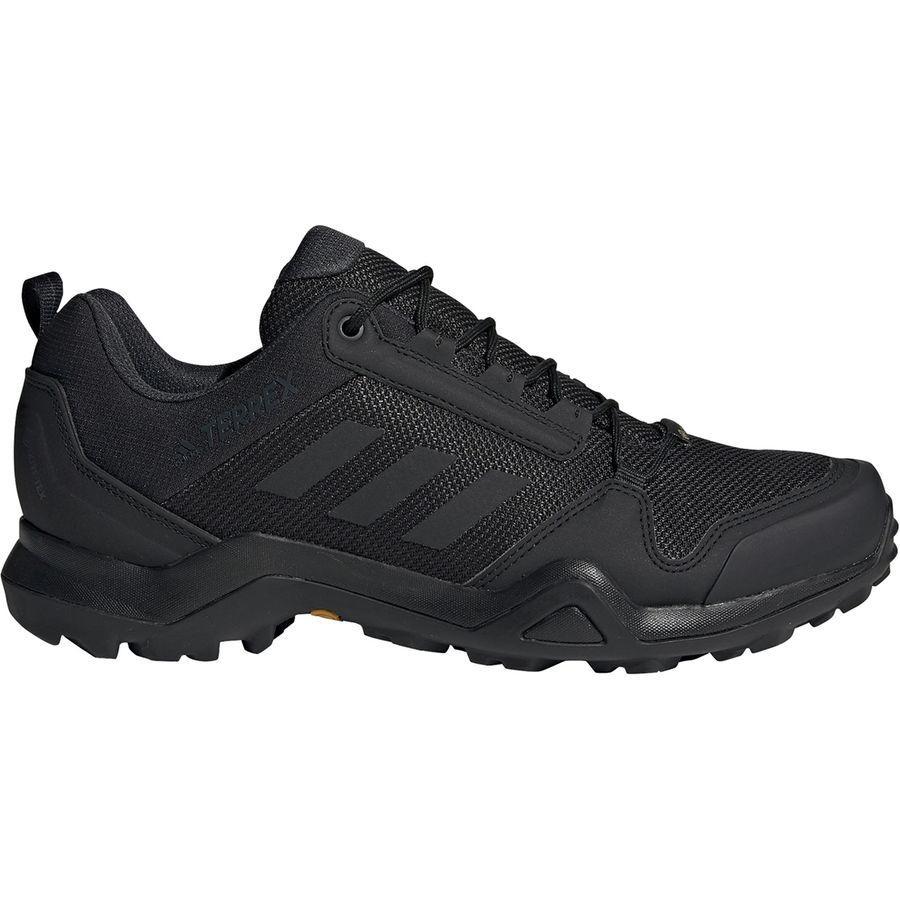 (取寄)アディダス メンズ アウトドア テレックス AX3Gtx ハイキングシューズ Adidas Men's Outdoor Terrex AX3 GTX Hiking Shoe Black/Black/Carbon