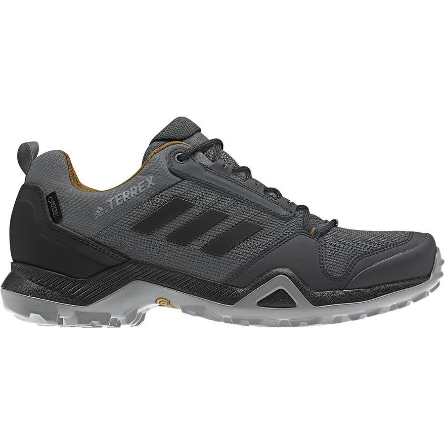 (取寄)アディダス メンズ アウトドア テレックス AX3Gtx ハイキングシューズ Adidas Men's Outdoor Terrex AX3 GTX Hiking Shoe Grey Five/Black/Mesa