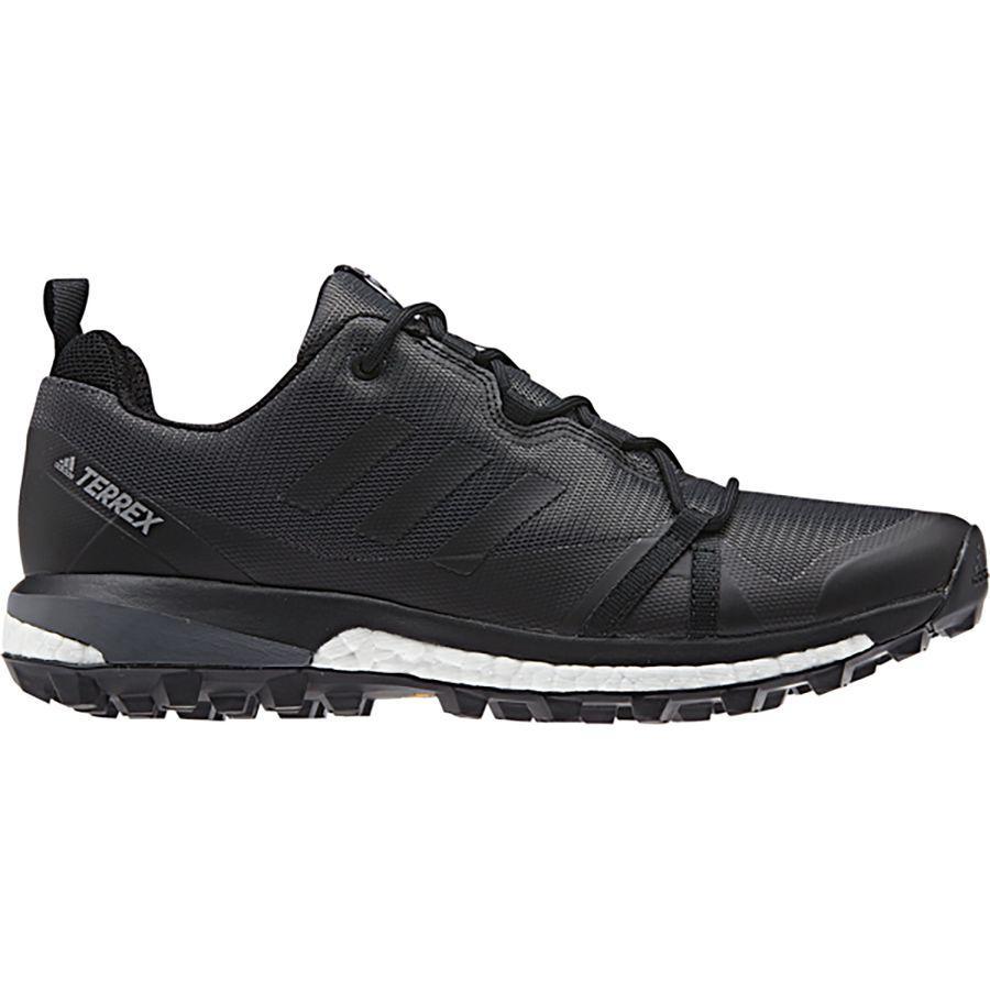 (取寄)アディダス メンズ アウトドア テレックス スカイチェイサー LT ハイキングシューズ Adidas Men's Outdoor Terrex Skychaser LT Hiking Shoe Black/Black/Grey Four