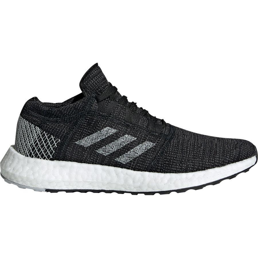 (取寄)アディダス レディース ピュアブースト ゴー ランニングシューズ Adidas Women Pureboost Go Running Shoe Core Black/Grey Two F17/Grey Six