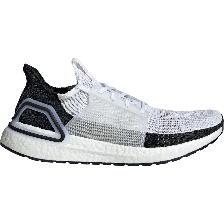 (取寄)アディダス メンズ ウルトラブースト 19 シューズ Adidas Men's UltraBOOST 19 Shoe Ftwr White/Ftwr White/Grey Two F17