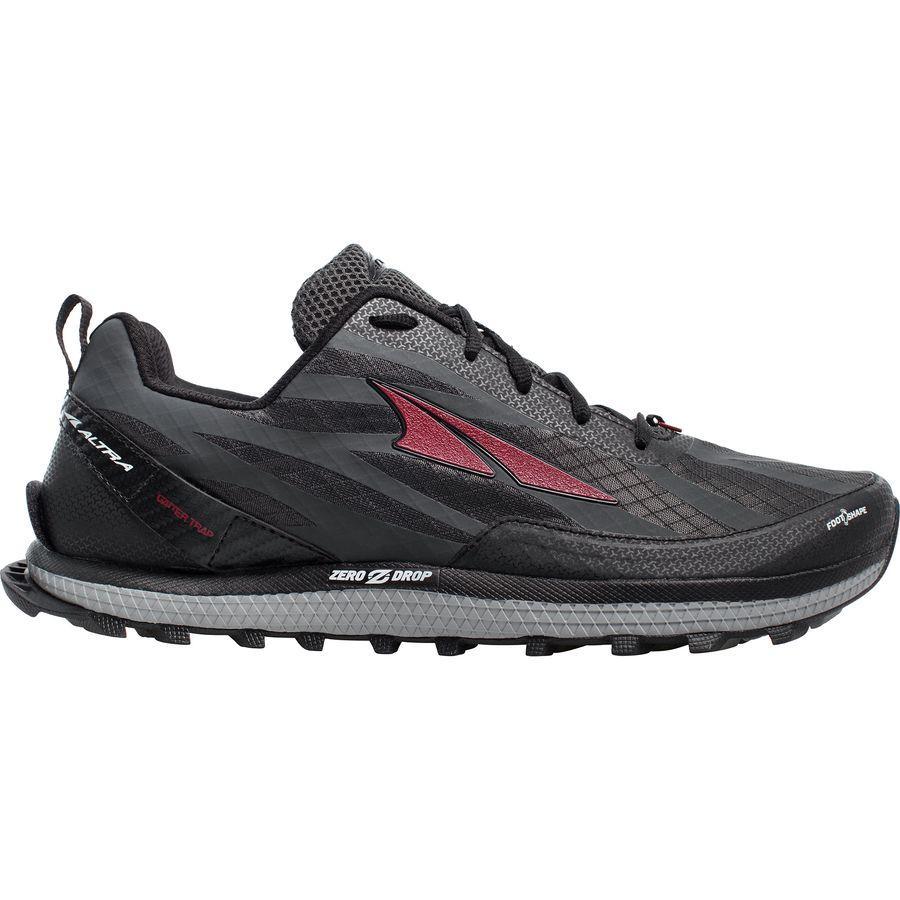 (取寄)アルトラ メンズ ス ペリオル 3.5トレイル ランニングシューズ Altra Men's Superior 3.5 Trail Running Shoe Black/Red