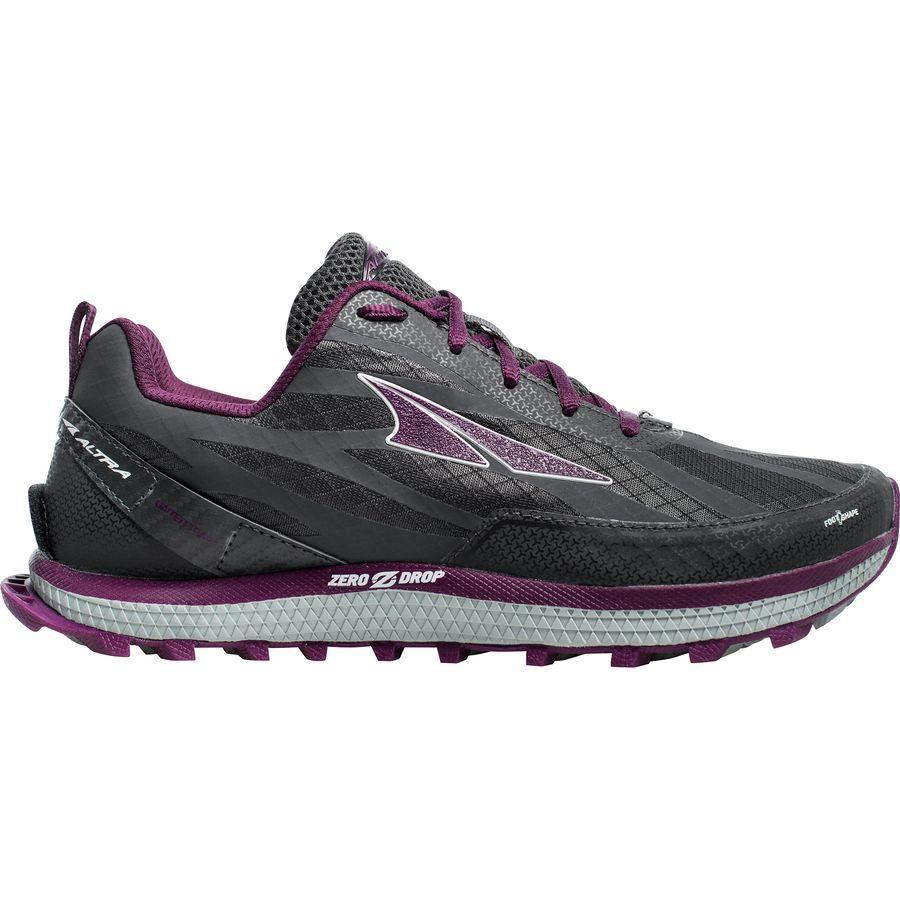 (取寄)アルトラ レディース ス ペリオル 3.5トレイル ランニングシューズ Altra Women Superior 3.5 Trail Running Shoe Gray/Purple