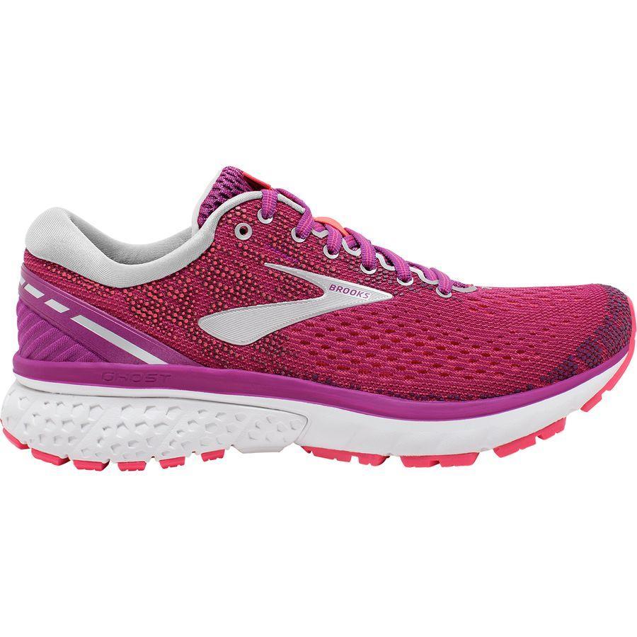 (取寄)ブルックス レディース ゴースト 11 ランニングシューズ Brooks Women Ghost 11 Running Shoe Aster/Diva Pink/Silver