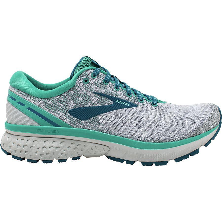 (取寄)ブルックス レディース ゴースト 11 ランニングシューズ Brooks Women Ghost 11 Running Shoe White/Grey/Latigo