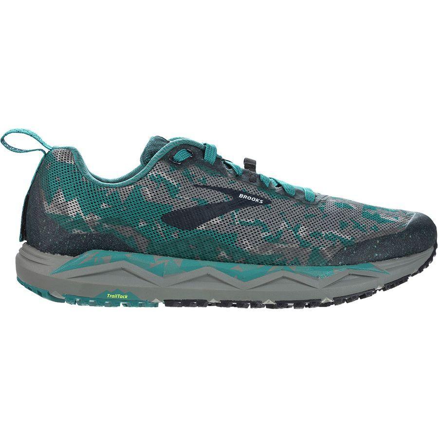 (取寄)ブルックス メンズ カルデラ 3トレイル ランニングシューズ Brooks Men's Caldera 3 Trail Running Shoe Blue/Grey/Navy