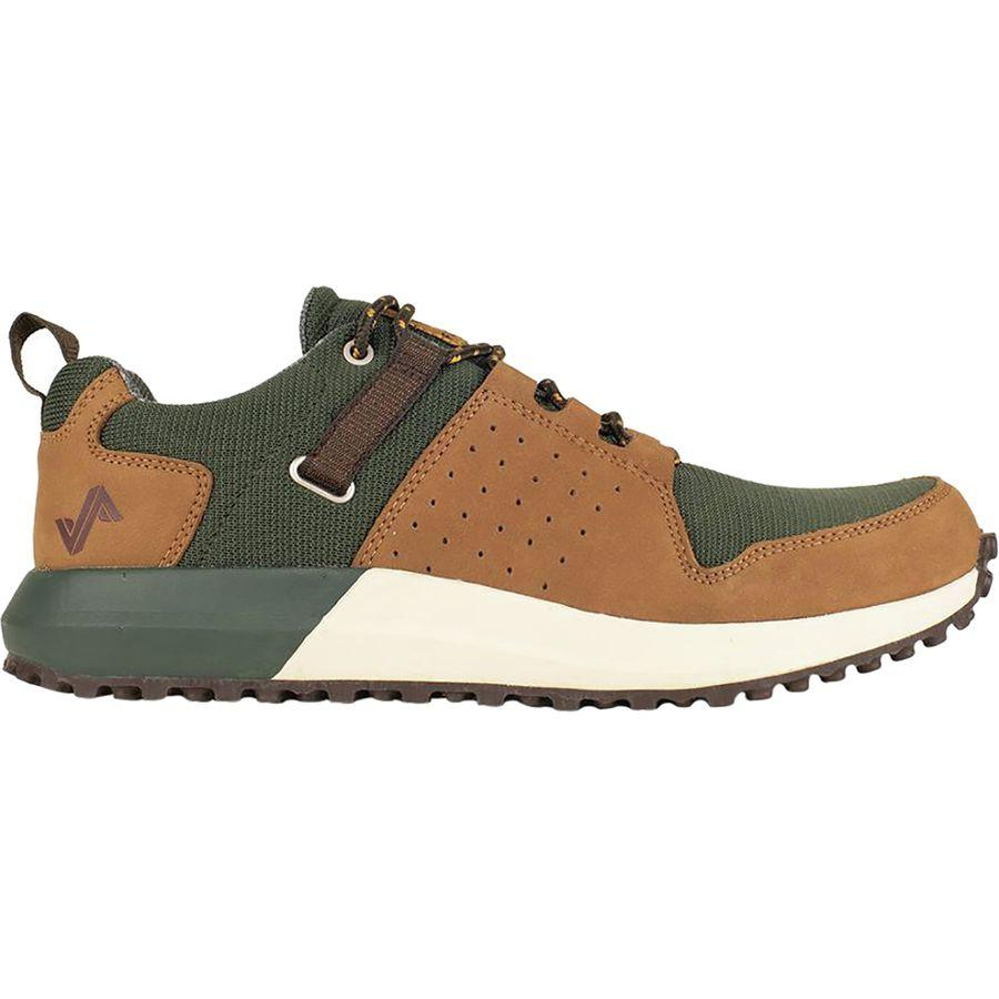 (取寄)フォーセイク メンズ レンジ ベント シューズ Forsake Men's Range Vent Shoe Tan/Cypress
