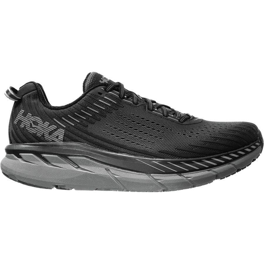 (取寄)ホカ オネ オネ メンズ クリフトン 5 ランニングシューズ HOKA ONE ONE Men's Clifton 5 Running Shoe Anthracite/Dark Shadow