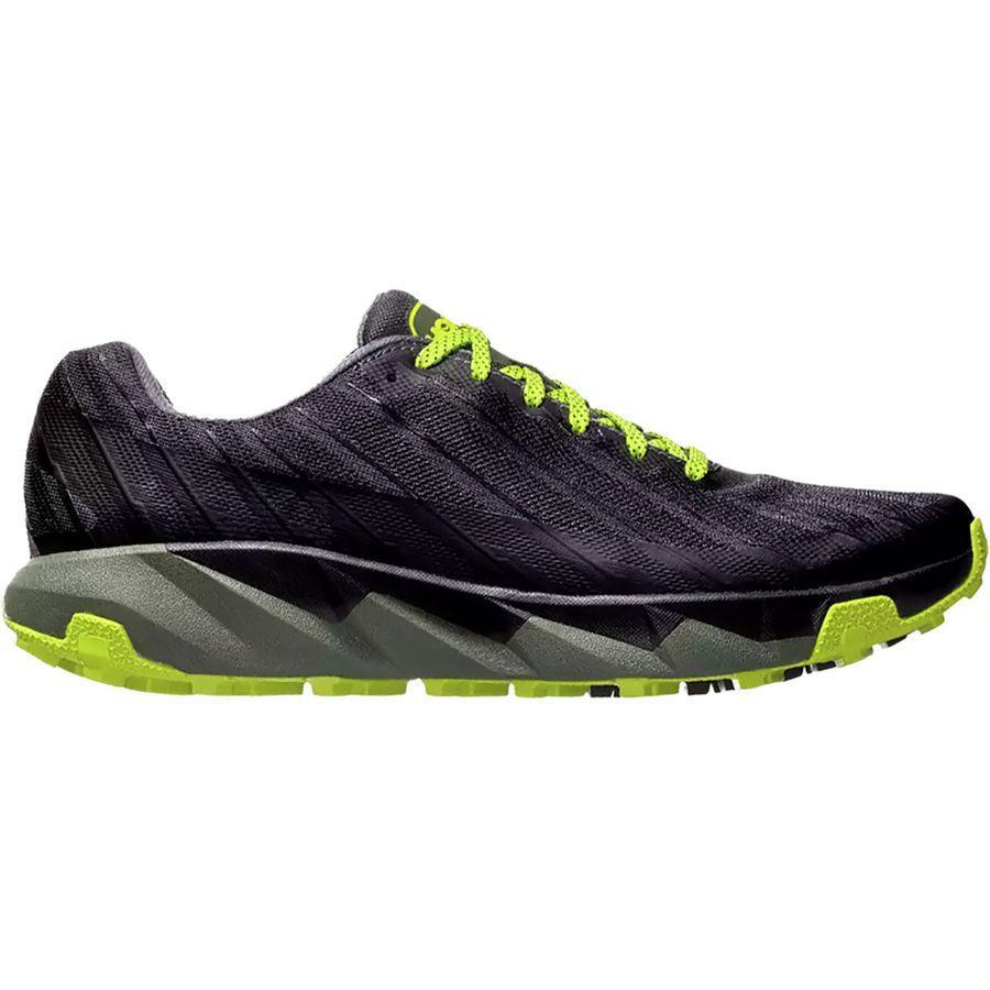 (取寄)ホカ オネ オネ メンズ トレント トレイル ランニングシューズ HOKA ONE ONE Men's Torrent Trail Running Shoe Ebony/Black
