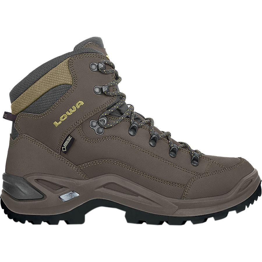 (取寄)ローバー メンズ レネゲード Gtx ミッド ハイキング ブーツ Lowa Men's Renegade GTX Mid Hiking Boot Slate