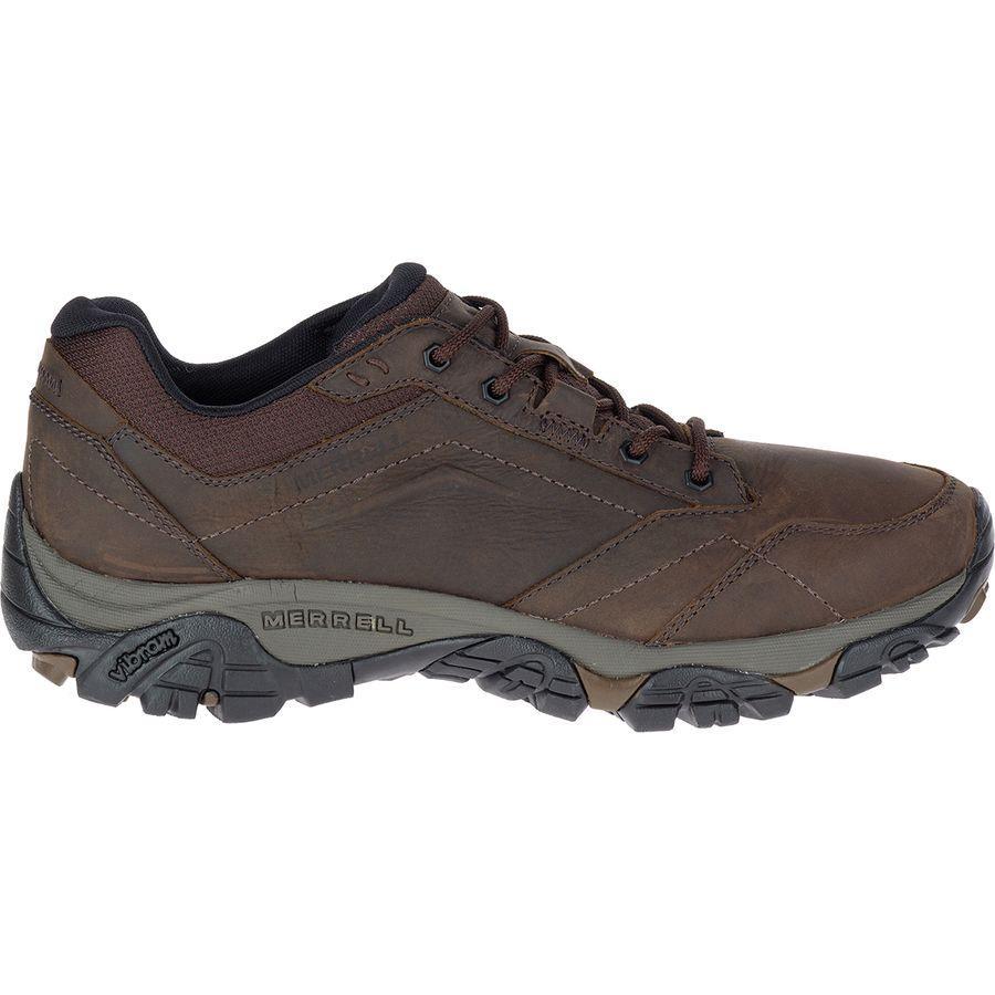 (取寄)メレル メンズ モアブ アドベンチャー レース シューズ Merrell Men's Moab Adventure Lace Shoe Dark Earth
