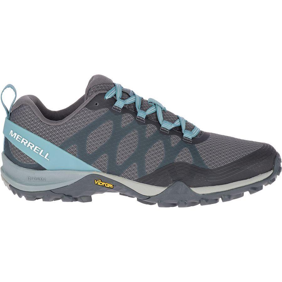 (取寄)メレル レディース サイレン 3ベント ハイキングシューズ Merrell Women Siren 3 Vent Hiking Shoe Blue Smoke