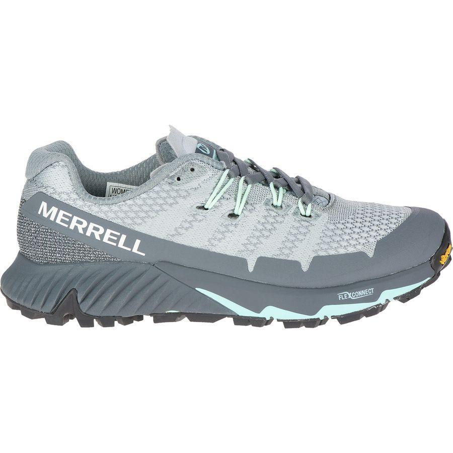 (取寄)メレル レディース アジリティ ピーク フレックス 3トレイル ランニングシューズ Merrell Women Agility Peak Flex 3 Trail Running Shoe High Rise