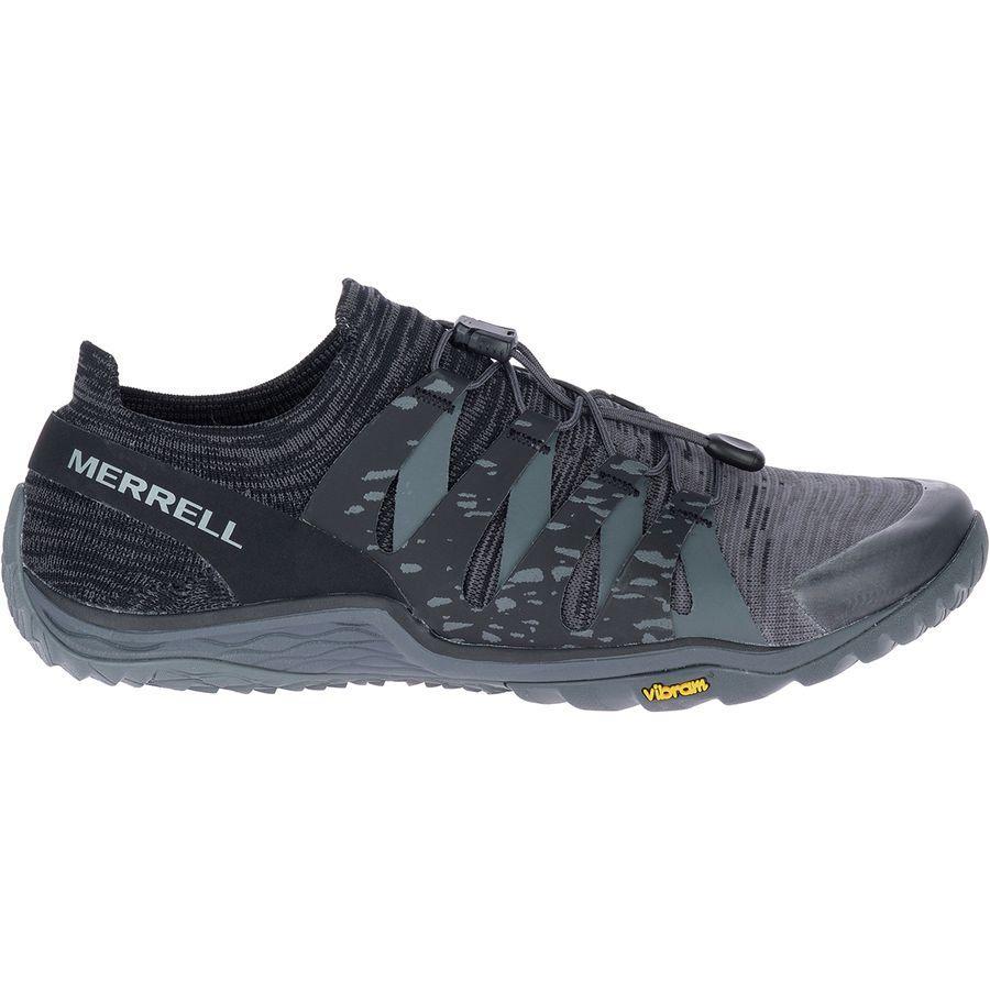 (取寄)メレル メンズ トレイル グローブ 53D シューズ Merrell Men's Trail Glove 5 3D Shoe Black