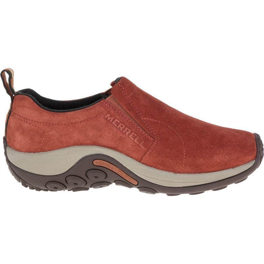 (取寄)メレル レディース ジャングル モック シューズ Merrell Women Jungle Moc Shoe Sequoia