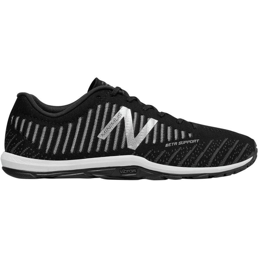 (取寄)ニューバランス メンズ ミニマス 20v7パフォーマンス ストレングス シューズ New Balance Men's Minimus 20v7 Performance Strength Shoe Black/White/Magnet