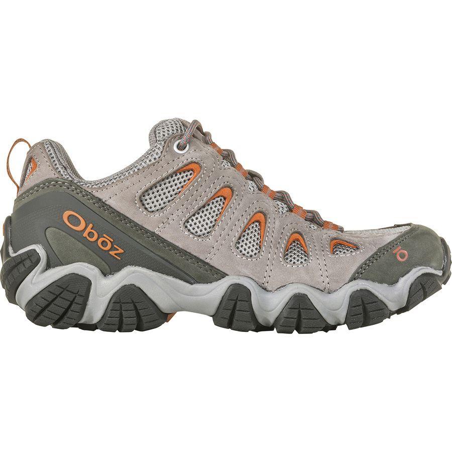 (取寄)オボズ レディース ソートゥース 2 ハイキングシューズ Oboz Women Sawtooth II Hiking Shoe Drizzle/Apricot