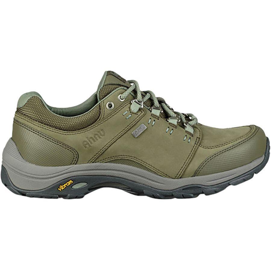 (取寄)テバ レディース X アニュ モンタラ 3 イベント ハイキングシューズ Teva Women x Ahnu Montara III Event Hiking Shoe Burnt Olive